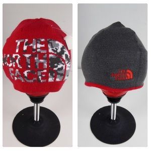 The North Face Reversible Youth Beanie Hat Cap NWT